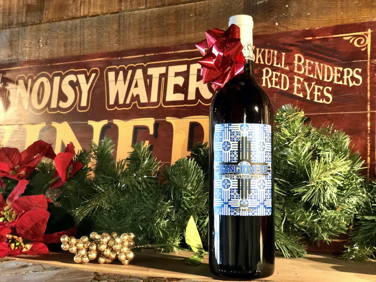 Noisy Water Winery's 2019 Wild Ferment Old Vine Pinot Noir